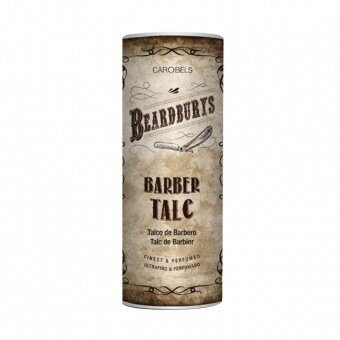 Beardburys BarberTalc Powder / Тальк 200 гр !!!NEW!!!