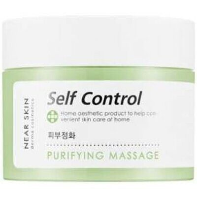 Массажный крем для лица MISSHA Near Skin Self Control Purifying Massage 200 мл