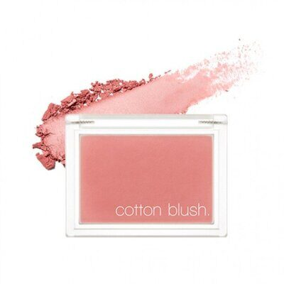 Румяна для лица MISSHA Cotton Blusher (Vintage Robe)