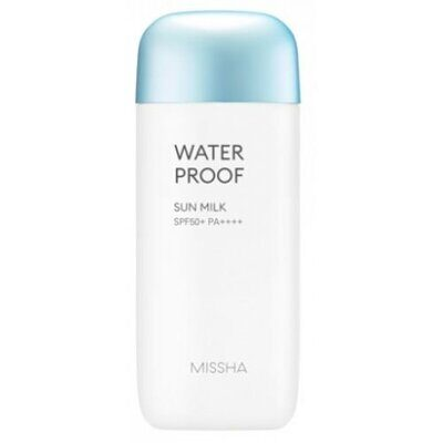 Солнцезащитное водост. молочко ('18)MISSHA All Around Safe Block Water Proof Sun Milk SPF50+/PA_70ml