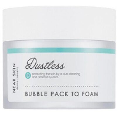 Очищающая маска для лица MISSHA Near Skin Dustless Bubble Pack To Foam 90 гр
