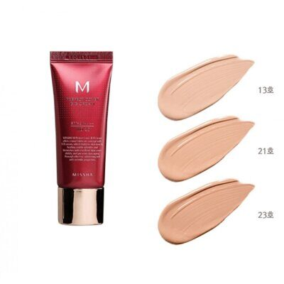 Тональный крем MISSHA M Perfect Cover BB Cream SPF42/PA+++ (No.13/Bright Beige) 20ml
