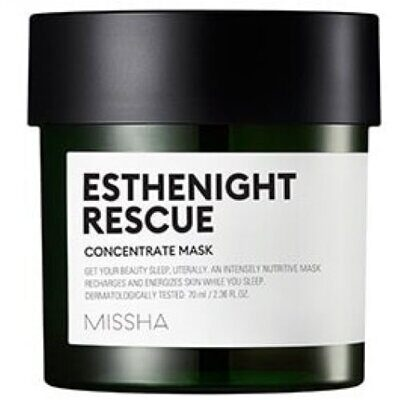 Маска для лица MISSHA Esthenight Rescue Concentrate Mask 70 мл