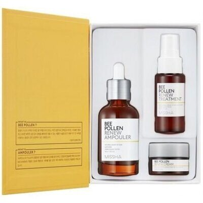 Набор для лица MISSHA Bee Pollen Renew Special Set [3]