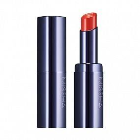 Губная помада MISSHA Dewy Rouge_Red Punch (RD01)  3.3g