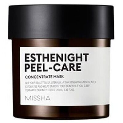 Маска для лица MISSHA Esthenight Peel-Care Concentrate Mask 70 мл